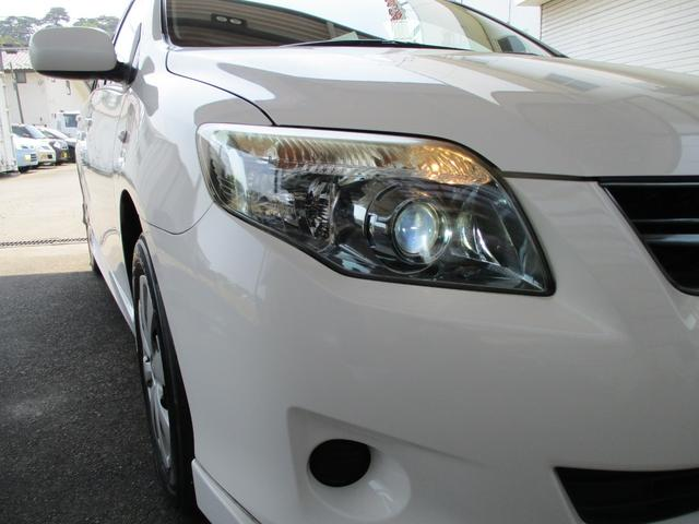 夜道の運転も安心の明るいHIDヘッドライト搭載!