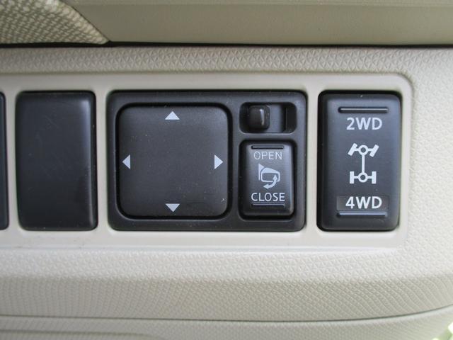 14c-four 4WD 走行40020Km 純正オーディオ キーレス プラズマクラスター(17枚目)
