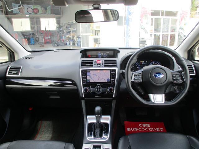 2.0GTアイサイト 4WD 走行44043Km ナビ バックカメラ ETC フルセグTV 衝突軽減ブレーキ 黒革シート シートヒーター パワーシート コーナーセンサー LEDヘッドライト スマートキー(12枚目)