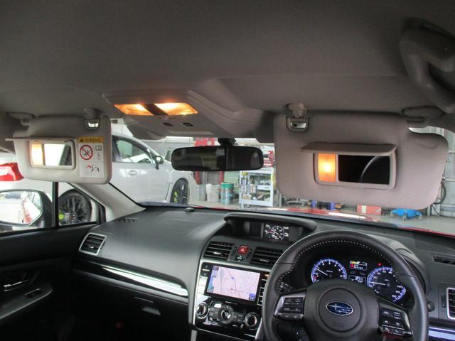2.0GTアイサイト 4WD 走行44043Km ナビ バックカメラ ETC フルセグTV 衝突軽減ブレーキ 黒革シート シートヒーター パワーシート コーナーセンサー LEDヘッドライト スマートキー(30枚目)