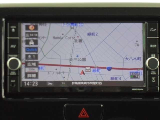 X Vセレクション アラウンドビューモニター ナビ取付PKG(4枚目)