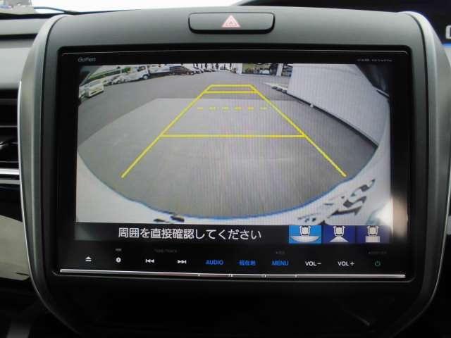 ハイブリッド・モデューロX ホンダセンシング 当社デモカー(15枚目)