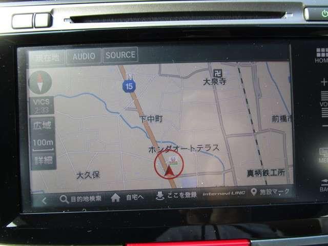 LX ホンダセンシング サイドビューカメラ(11枚目)