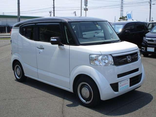 「ホンダ」「N-BOXスラッシュ」「コンパクトカー」「群馬県」の中古車3