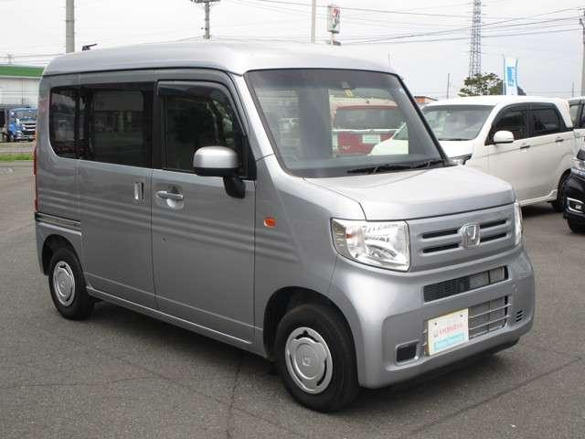 「ホンダ」「N-VAN」「軽自動車」「群馬県」の中古車3