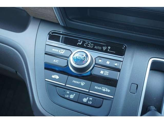 G・ホンダセンシング 当社デモカー 9インチ純正ナビ 両側自動ドア 禁煙車 シートヒーター 4WD LED DVD ETC メモリーナビ サポカーS CD キーレス クルコン ナビ/TV フルセ Bモニター VSA(16枚目)