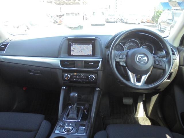 マツダ CX-5 2.2 XD ディーゼル 4WD Mナビ ETC バックカメ
