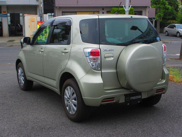 トヨタ ラッシュ X