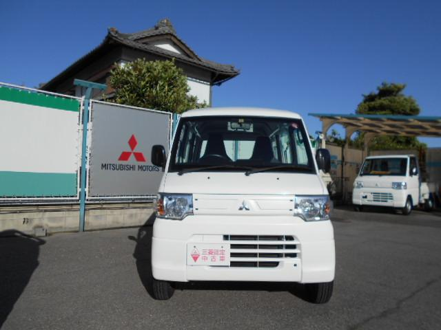 三菱 ミニキャブバン CD ハイル-フ