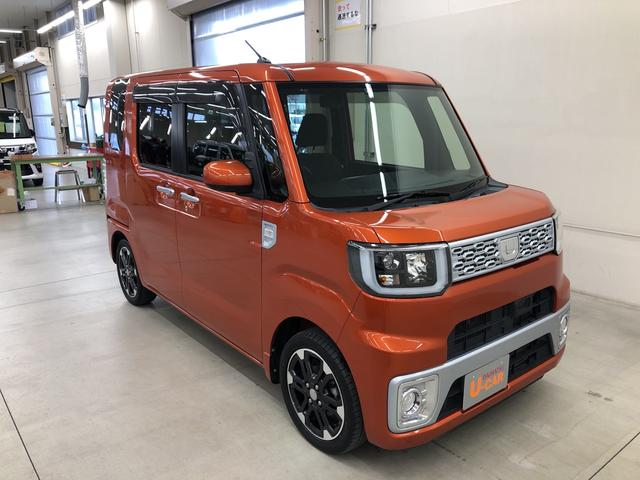 G SA 4WD プッシュスタート オートエアコン 両側電動スライドドア 電動ドアミラー(6枚目)