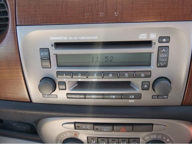 ダイハツ ミラジーノ プレミアムX CDステレオ