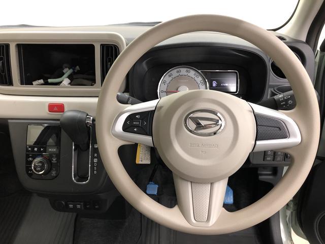 運転席に自然な姿勢で座ったままでも、ボンネットの先端が見やすいので、距離感がつかみやすいです。