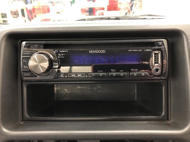 CDステレオ装備