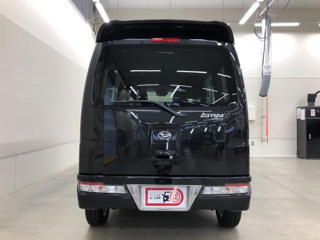 カスタムターボRSリミテッド SAIII 4WD(3枚目)