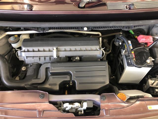 ココアプラスG 2WD キーフリー オートエアコン 電動ドアミラー(17枚目)