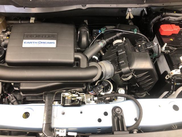 G・Lホンダセンシング プッシュスタート オートエアコン 片側電動スライドドア 電動ドアミラー シートヒーター(17枚目)