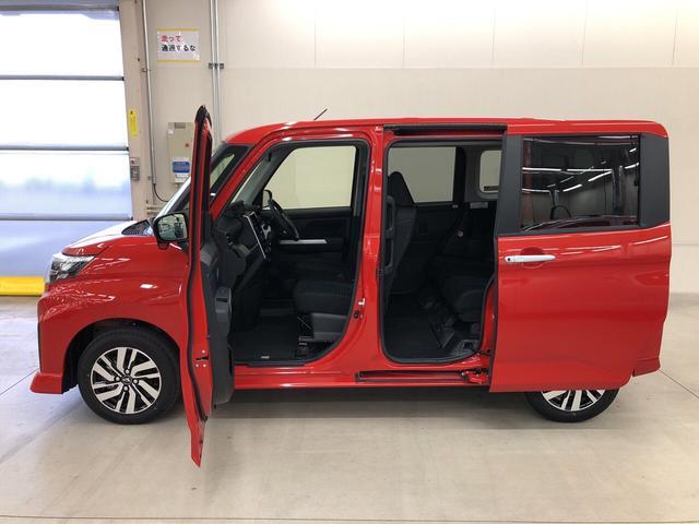 カスタムG 2WD プッシュスタート オートエアコン 両側電動スライドドア 電動ドアミラー(36枚目)