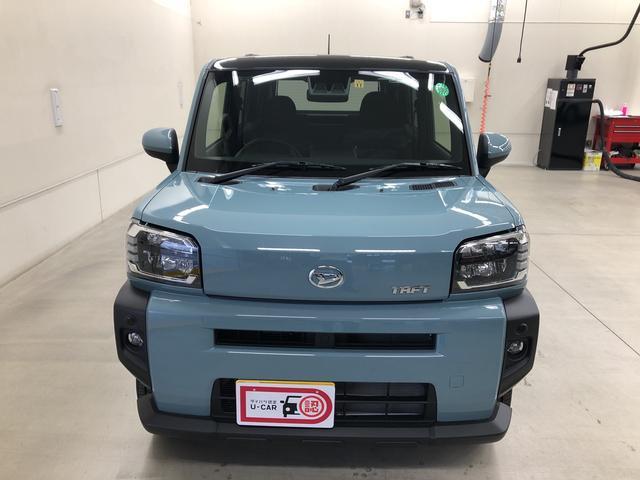 G 2WD プッシュスタート LEDヘッドライト オートエアコン 電動ドアミラー(2枚目)