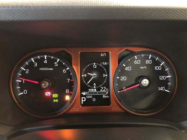 G 2WD プッシュスタート LEDヘッドライト オートエアコン 電動ドアミラー シートヒーター(21枚目)