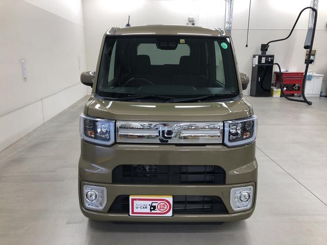 Gターボ レジャーエディションSAIII 2WD プッシュスタート オートエアコン 両側電動スライドドア 電動ドアミラー(2枚目)