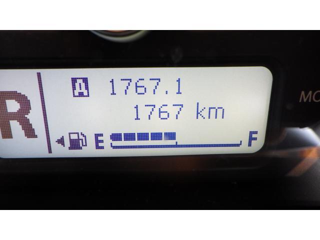 走行1,767キロ。 弊社試乗車アップ。
