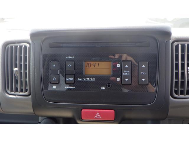 PCリミテッド 3型 パートタイム4WD 5MT CDラジオ(36枚目)