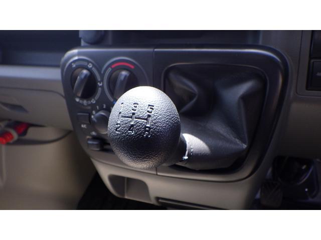 PCリミテッド 3型 パートタイム4WD 5MT CDラジオ(38枚目)