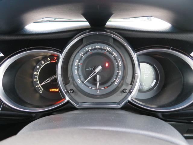 シトロエン シトロエン DS3カブリオ シック 1オナ 新車保証 禁煙 LEDモノグラムソフトトップ