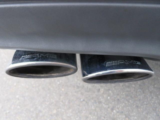 メルセデス・ベンツ M・ベンツ CL63 AMG 禁煙 SR左H ナイトビューアシスト 黒革