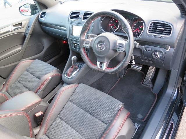 フォルクスワーゲン VW ゴルフ GTI エディション35 限定350台 DCC ハーフレザー
