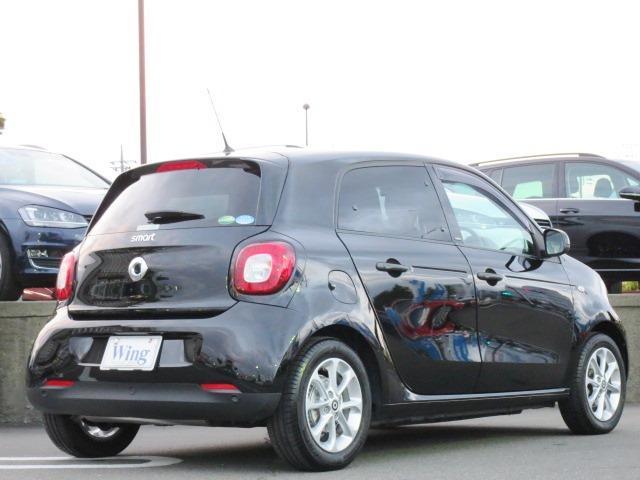 スマート スマートフォーフォー パッション 新車保証 1オーナ 禁煙 シートヒータ クルコン