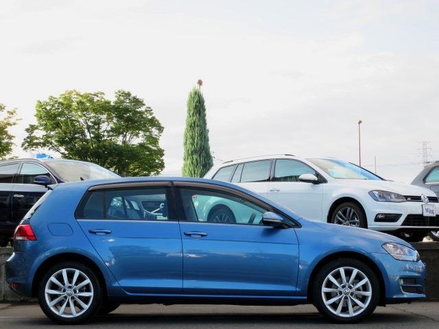 フォルクスワーゲン VW ゴルフ TSIハイラインBMT 禁煙 ACC ディスカバープロナビ