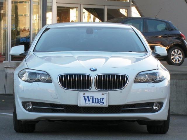 BMW BMW 523iハイラインPKG 黒革 純正ナビ 地デジ Bカメラ