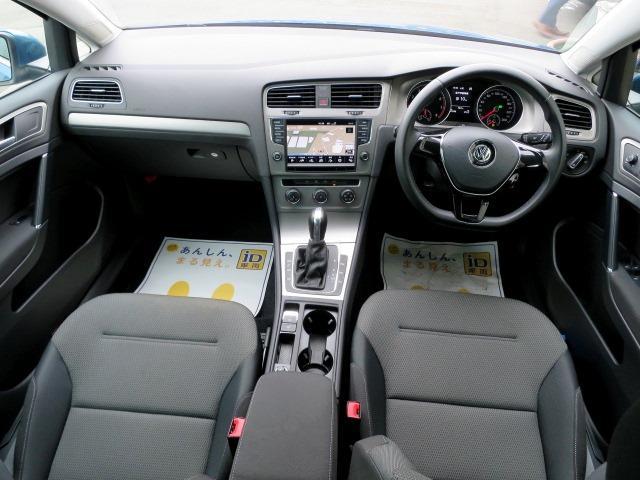フォルクスワーゲン VW ゴルフヴァリアント TSIコンフォートライン 1オーナ 禁煙ディスカバープロナビ
