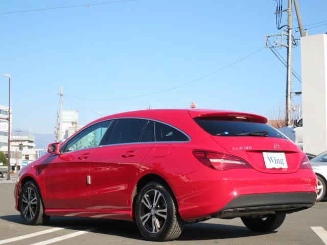 メルセデス・ベンツ M・ベンツ CLA180 後期モデル 1オーナ 新車保証 禁煙キーレスP
