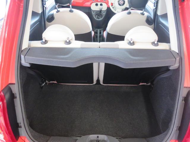フィアット フィアット 500 コラーロ 新車保証 禁煙 限定100台 専用AW15インチ
