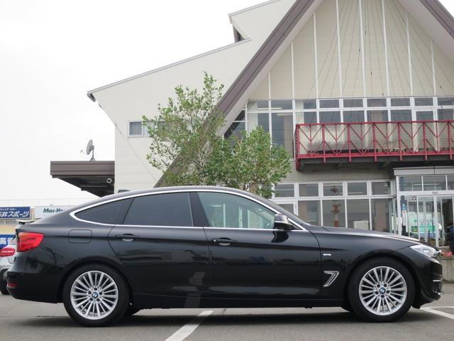 BMW BMW 320iグランツーリスモ ラグジュアリー 1オーナ禁煙 茶革