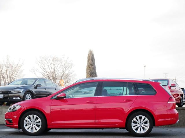 TSI コンフォートライン後期2017モデル 新車保証 禁煙(9枚目)