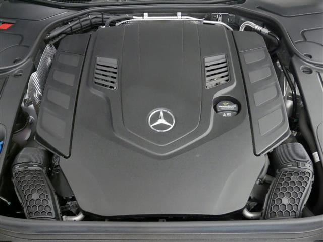 S560 4MATIC ロング 2年保証 新車保証(8枚目)