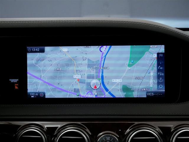 S560 4MATIC ロング 2年保証 新車保証(10枚目)