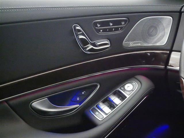 S560 4MATIC ロング 2年保証 新車保証(13枚目)
