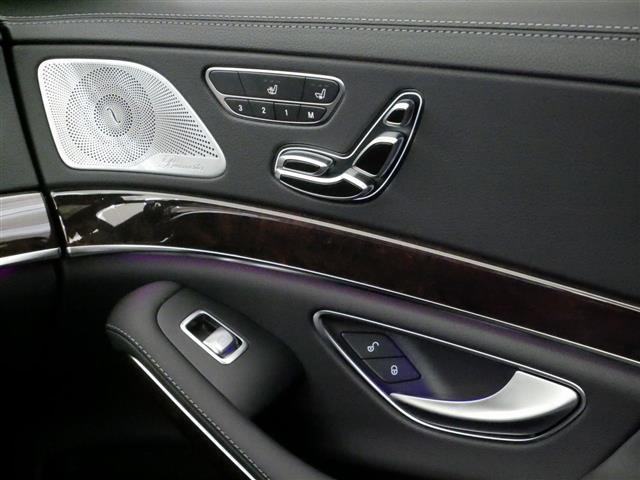 S560 4MATIC ロング 2年保証 新車保証(15枚目)