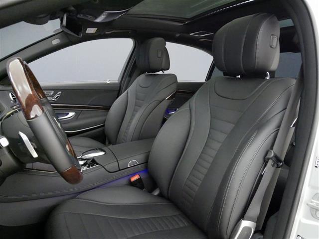 S560 4MATIC ロング 2年保証 新車保証(19枚目)