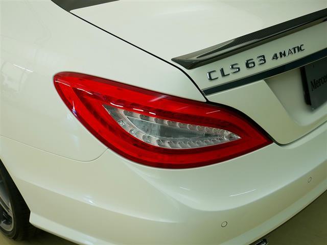 CLS63 AMG S 4MATIC 1年保証(35枚目)