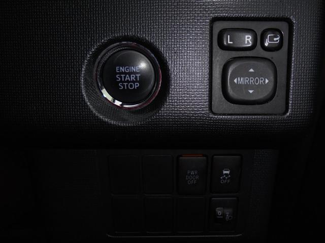 トヨタ スペイド F スマートキー プッシュスタート 左パワースライドドア