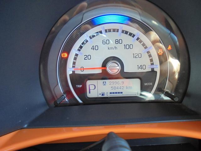 スズキ ハスラー Xターボ4WD レーダーブレーキサポート スマートキー