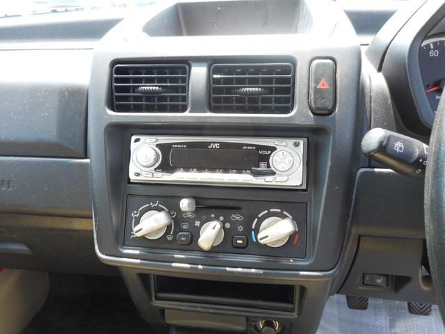 三菱 パジェロミニ XR 4WDETC 5速マニュアル車