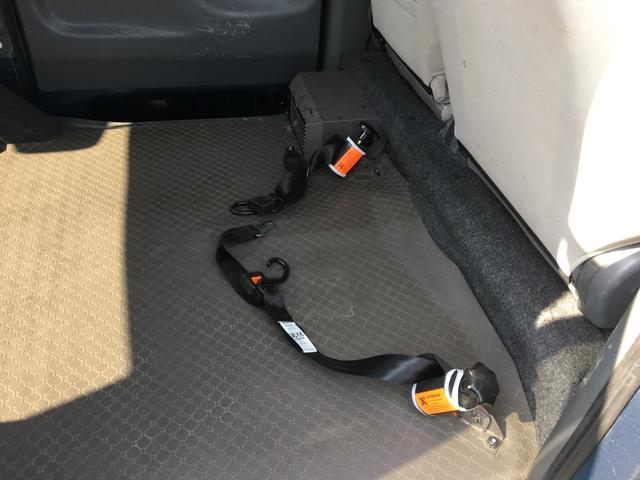 三菱 タウンボックス 4WD 車イス移動車 フル装備 5ドア 4人乗り ブルー