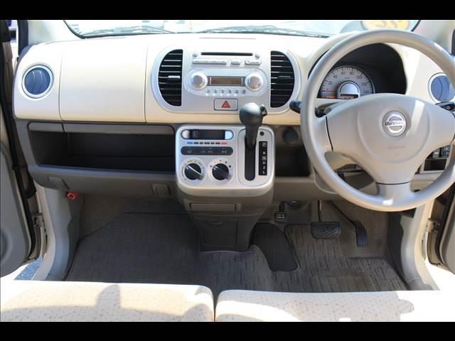 日産 モコ S 1オーナー キーレス純正CD 内外装仕上げ済み 軽自動車
