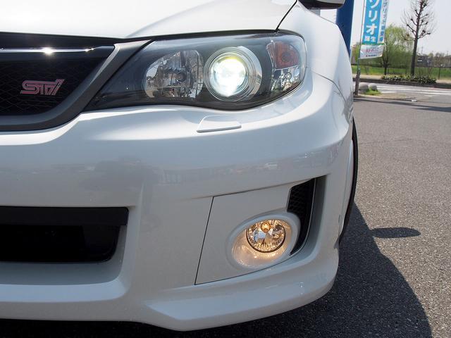 スバル インプレッサ WRX STI Aライン タイプS メーカーOPレカロシート